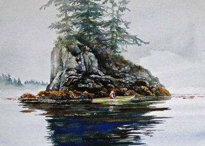 Misty Islet  –SOLD
